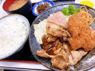 【1食】WAKUメシ!!
